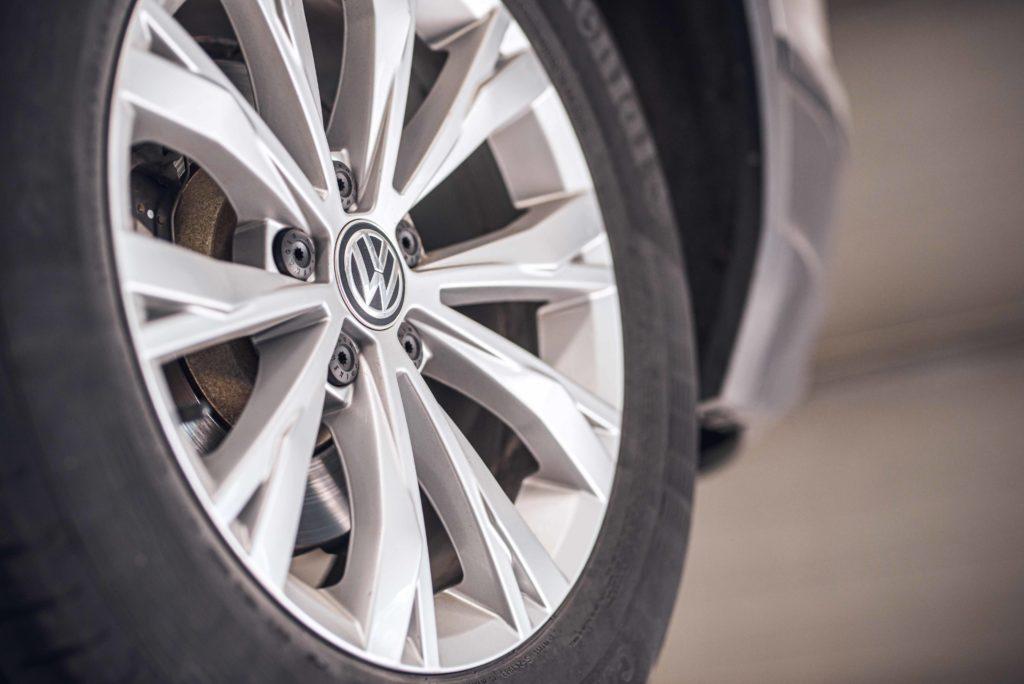 Volkswagen aluvanne