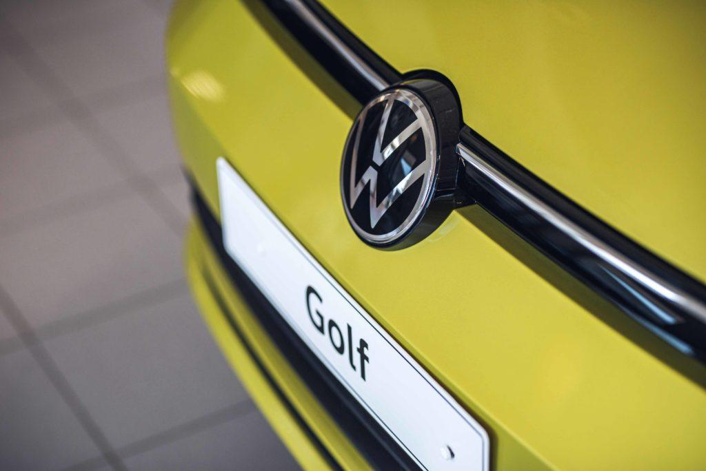 Uuden Volkswagen Golf 8 keula